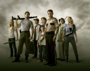 Rick, Shane, Lori, Carl... and the rest.