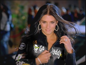 My name is Danica Patrick and I am a race driver.